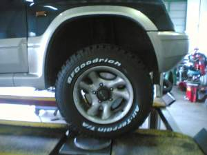 New tyre's front_2