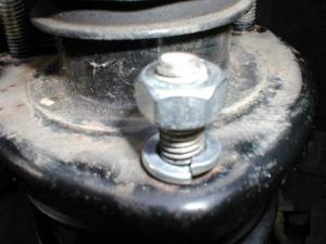 Insert bolt