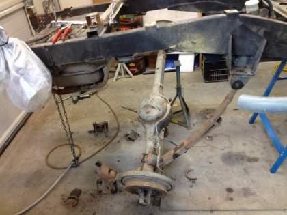 rear-axle