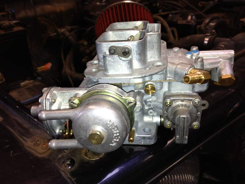 Suzuki Samurai Weber Carb For Sale