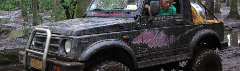 Mud-party 2012