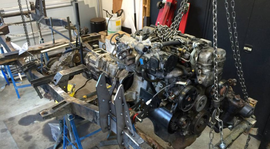 Part 18: Drivetrain and Engine