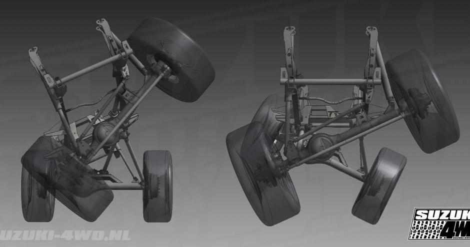 Part 9: Designing the suspension system